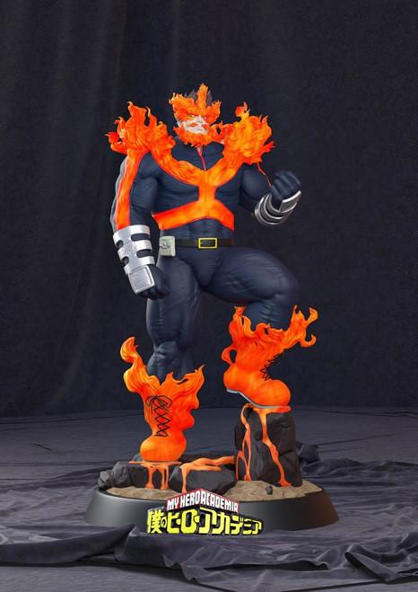 【BlackFriday】RC studio MY Hero resin statue Endeavour 1:4