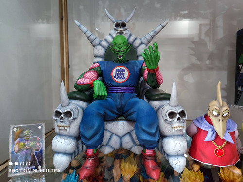 【IN-STOCK】Figure class 1:6 piccolo anime color with bird (white chair)