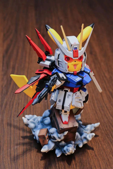 【PRE-ORDER】DAYU Studio Pikachu Gundam cos