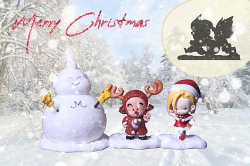 【PRE-ORDER】Mao studio snowman buu FREE SHIPPING