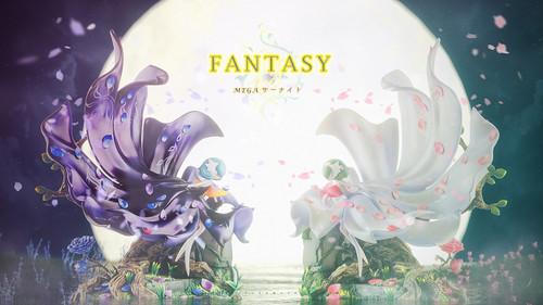 【IN-STOCK】Fantasy Studio mega Gardevoir White Color