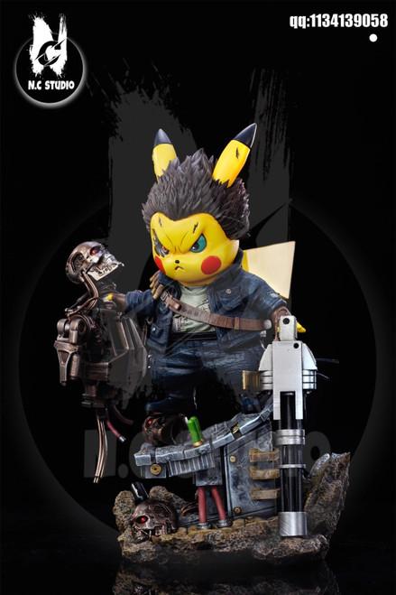 【PRE-ORDER】N.C Studio The Terminator pikachu cos