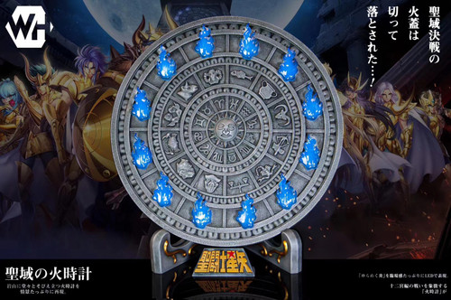 【PRE-ORDER】WH Studio Flint bell  with LED