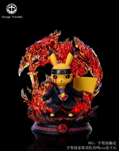 【PRE-ORDER】Surge studio Pikachu Itachi COS