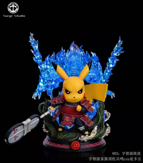 【PRE-ORDER】Surge studio Pikachu Madara COS