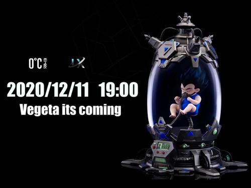 【PRE-ORDER】0 ℃ & LX Studio  Vegeta incubator  with LED  1:6