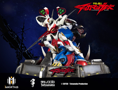 【IN-STOCK】Immortals collectibles  Tekkaman blade Dboy Licensed