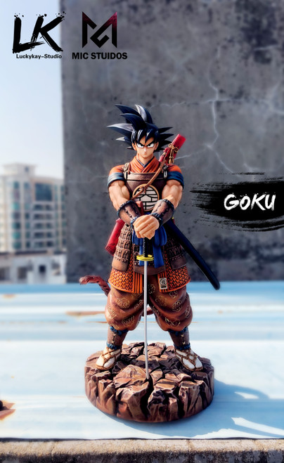【IN-STOCK】LK Studio & MIC Studio 1:7 goku