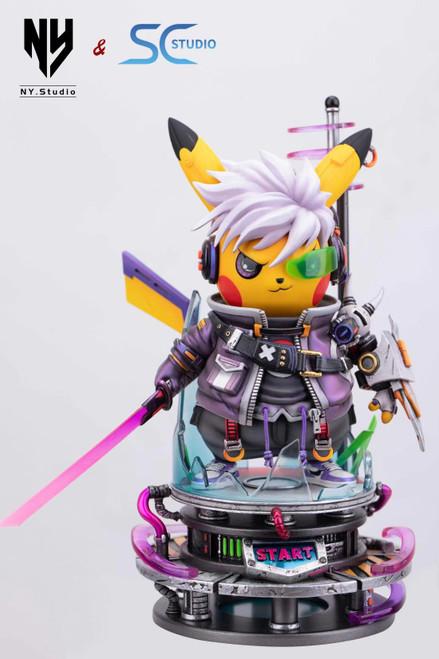 【PRE-ORDER】N.Y studio & SC studio pikachu  cos resin state