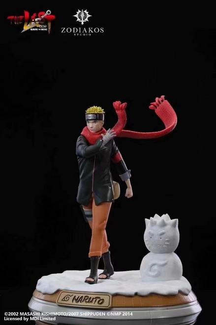 【PRE-ORDER】Zodiakos Studio Uzumaki Naruto resin state  1:6