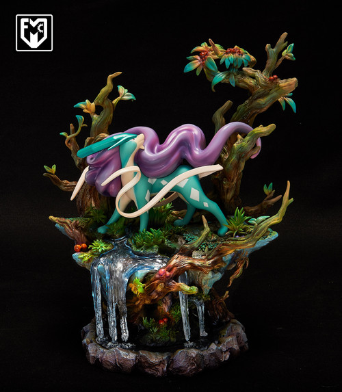 【IN-STOCK】MFC studio Suicune resin statue
