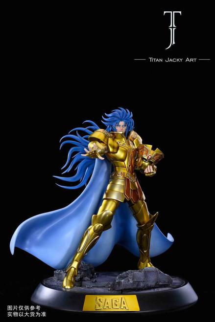 【Pre-order】TJA studio SS-Gold Kanon&Saga 1:6
