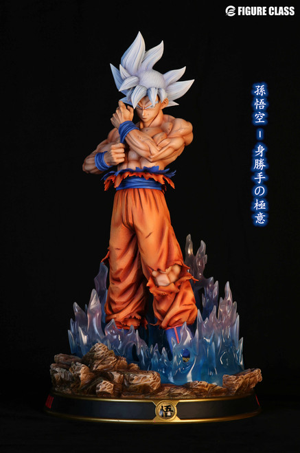 【IN-STOCK】FIGURE CLASS GOKU 1/4 Scale  EX