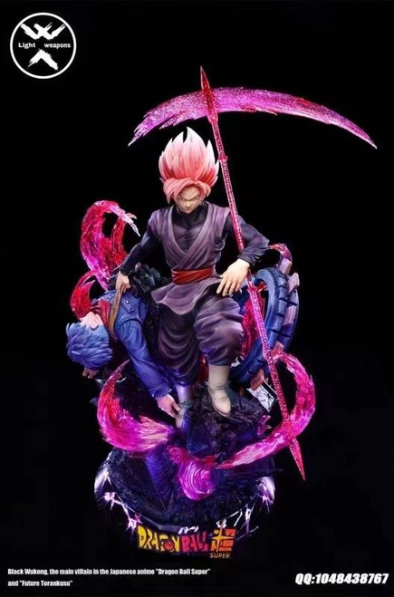 【Pre-order】LW Studio  Rose Goku resin statue with LED