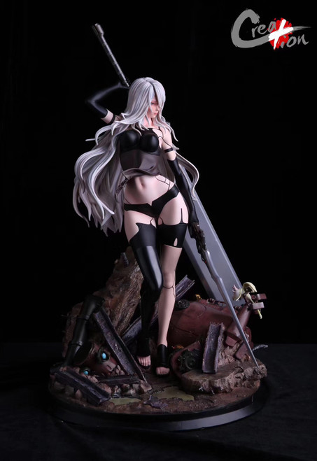 【IN-STOCK】Creation-Studio NieR A2 1:4 resin statue