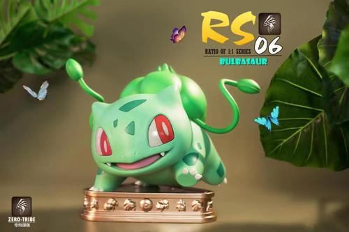 【PRE-ORDER】ZeroTribe  studio 1:1 Bulbasaur resin statue