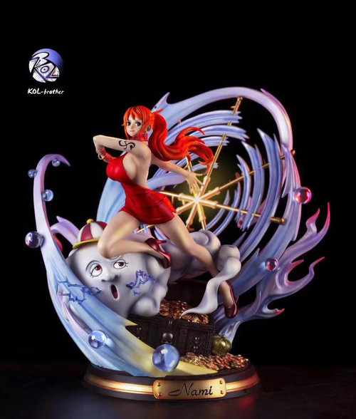 【IN-STOCK】KOL-Studio Nami 1:6 resin statue