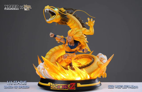 【IN-STOCK】MRC studio Dragon Boxing   Goku 1/6 scale  resin statue
