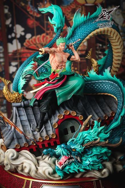 【Pre-order】SWORD Studio Zoro resin statue 1:6