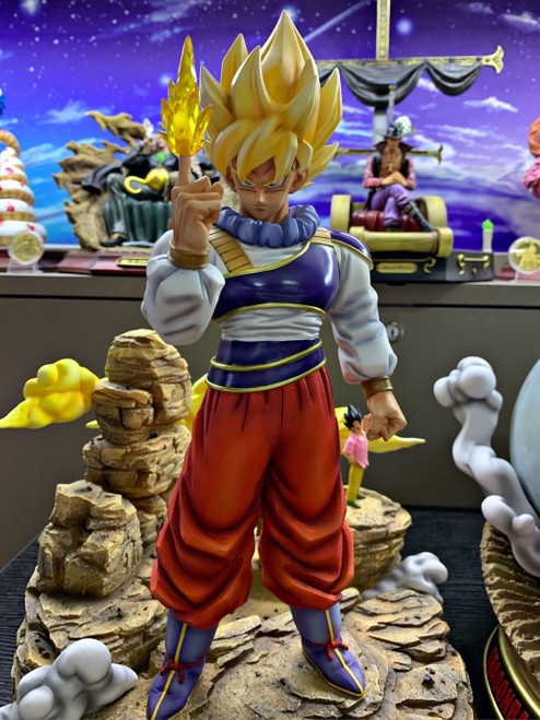 【IN-STOCK】Figure class  SS GOKU 1:6