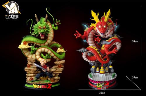 【Per-Order】Y.Y-STDUIOS Dragonball  Shenron  GT