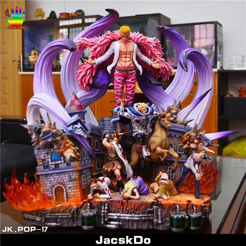 【IN-STOCK】JacksDo Studio Doflamingo ONE PIECE
