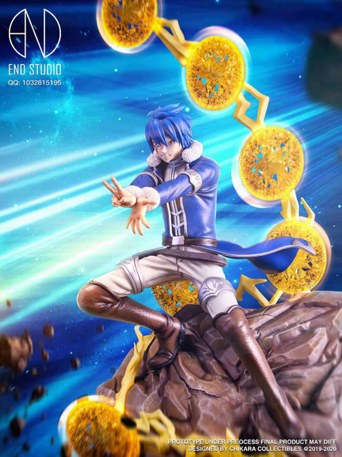 【PRE-ORDER】END STUDIO Jellal Fernandes resin statue 1:6 with LED