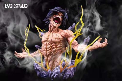 【PRE-ORDER】EVO Studio  Eren Jaeger  resin statue