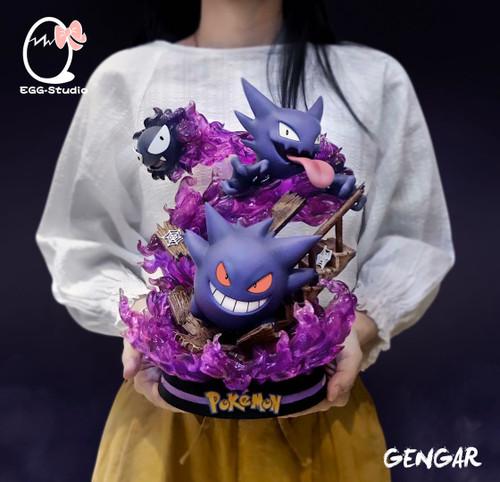 【IN-STOCK】EGG STUDIO Gastly  Pokémon