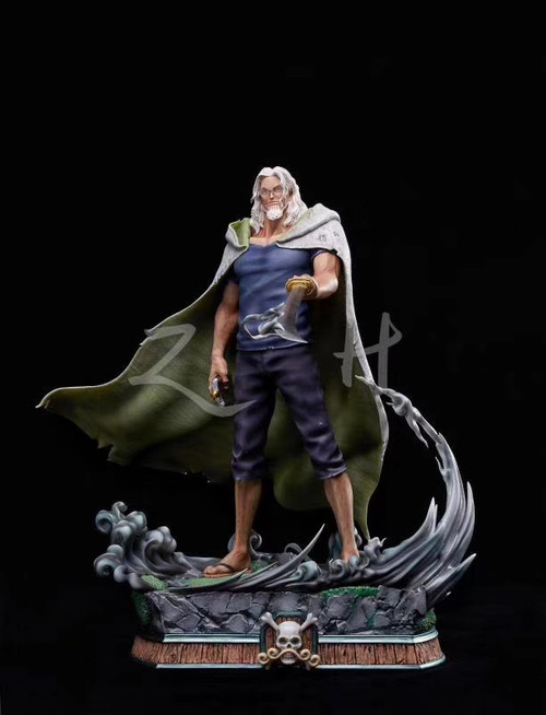 【IN-STOCK】ZH Studio Silvers Rayleigh resin statue