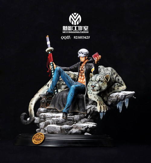 【IN-STOCK】MEIYING STUDIO Trafalgar Law 1:4