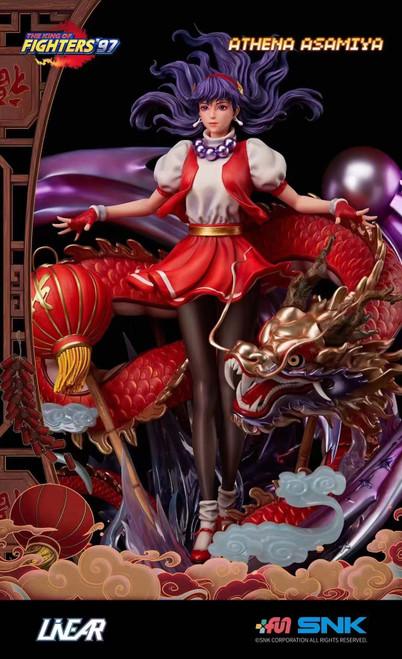 【PRE-ORDER】SNK & LiNEAR Studio Asamiya Athena resin statue 1:4