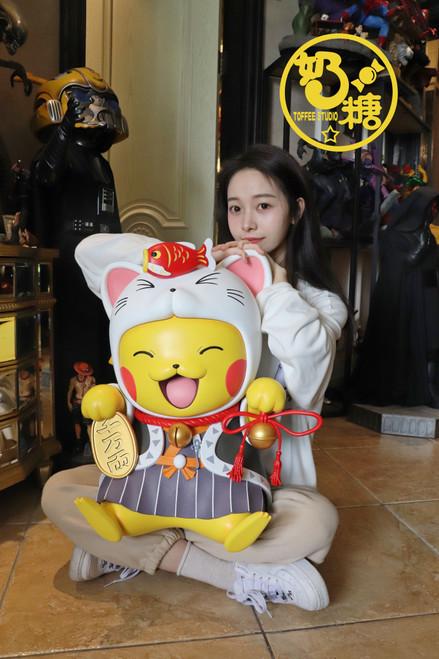 【PRE-ORDER】TOFFEE Studio Pikachu cos resin statue