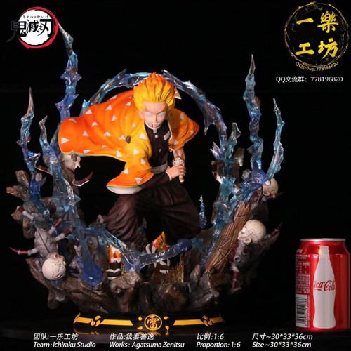 【PRE-ORDER】Ichiraku Studio Agatsuma Zenitsu resin statue 1/6
