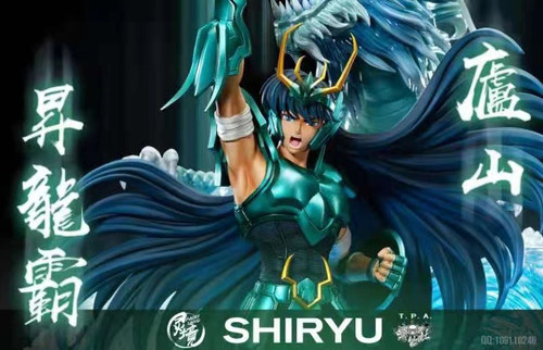 【PRE-ORDER】FairyLand & TPA Studio Shiryu resin statue 1/6 with LED