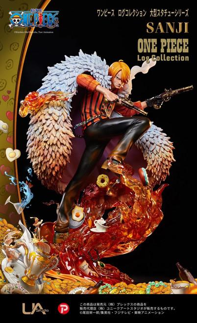 【PRE-ORDER】UA Studio Sanji resin statue 1/4