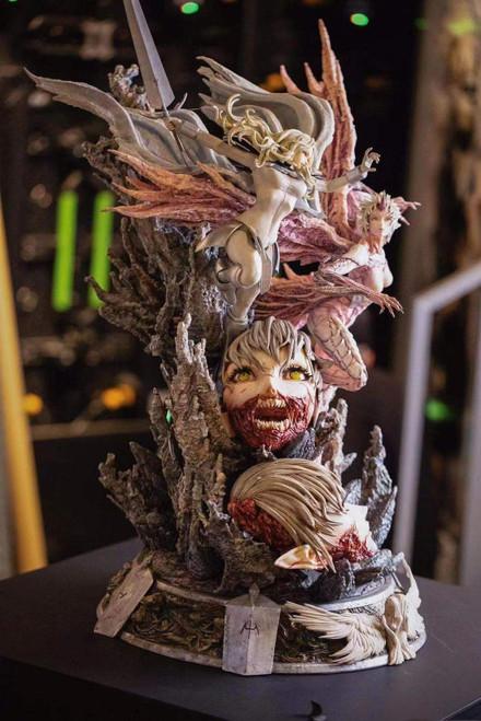 【PRE-ORDER】Figurama Studio Teresa VS Priscilla resin statue 1/6
