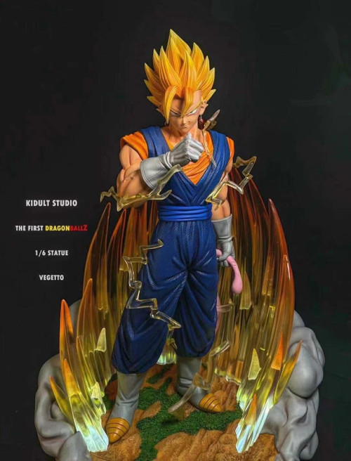 【PRE-ORDER】KIDULT Studio VEGETTO resin statue 1/6