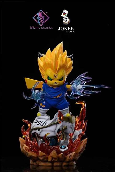【PRE-ORDER】MAGIC & JOCKER Studio Pikachu cos Magin Vegeta resin statue