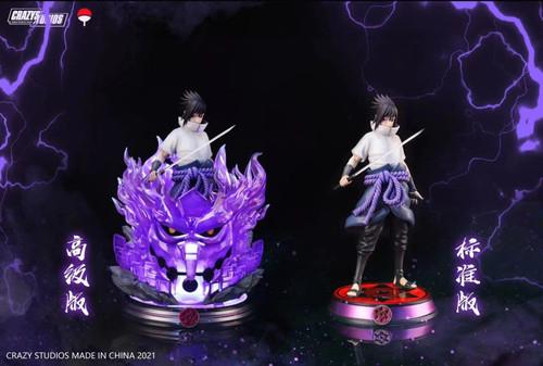 【PRE-ORDER】Crazy Studio Sasuke resin statue