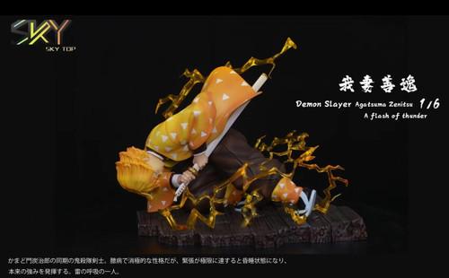 【PRE-ORDER】SKY  Studio Agatsuma Zenitsu resin statue 1/6