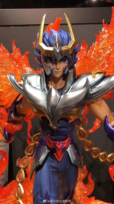 "【In-stock】P1S ikki  1:4 Phoenix Ikki ""Final Bronze Cloth"" EX"