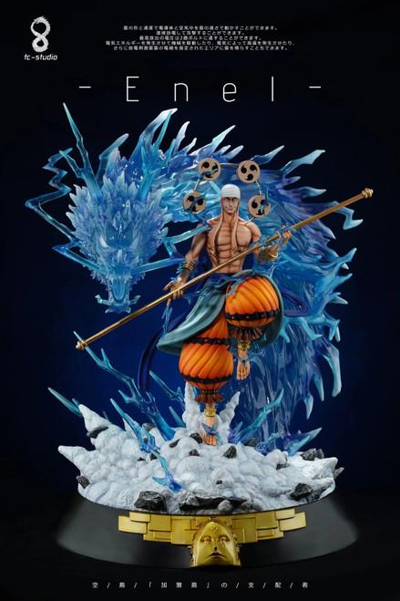 【PRE-ORDER】TC  Studio ENEL resin statue 1/6