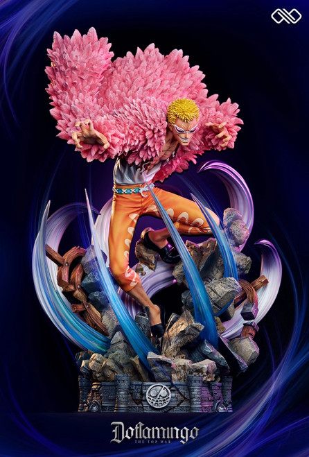 【PRE-ORDER】INFINITE STUDIO DOFLAMINGO resin statue