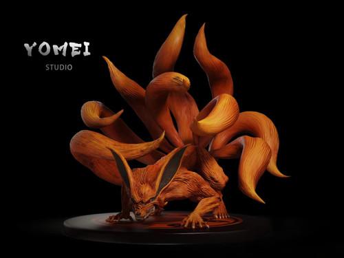 【PRE-ORDER】YoMei Studio  Kurama resin statue