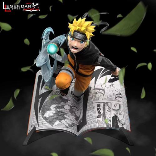 【Pre-order】 Legendary Book 1:6 book Naruto