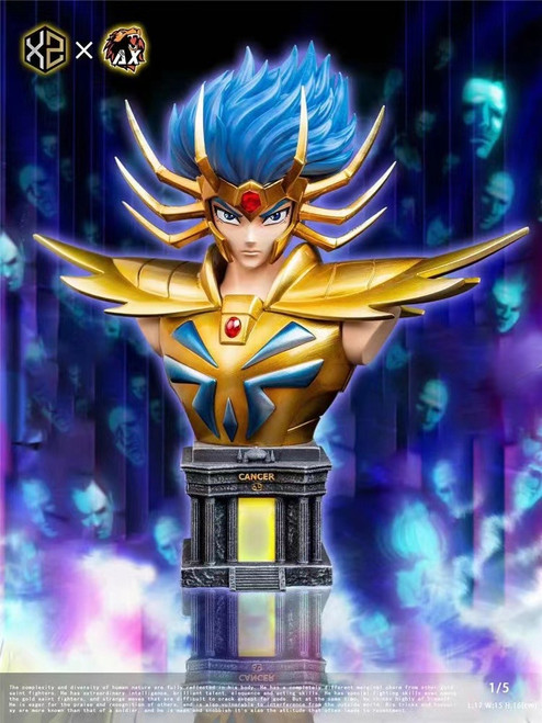 【Pre-order】XS-Studios&AX-Studios 1/5 Mephisto bust resin statue with LED