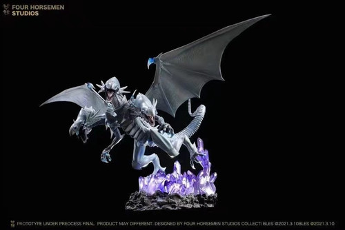 【Pre-order】FOUR HORSEMEM Studios Blue-Eyes Ultimate Dragon with LED