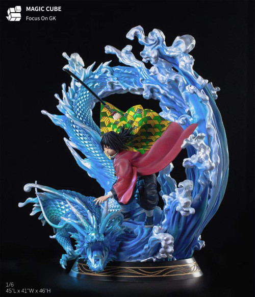 【Pre-order】Magic Cube Studio Tomioka Giyuu resin statue