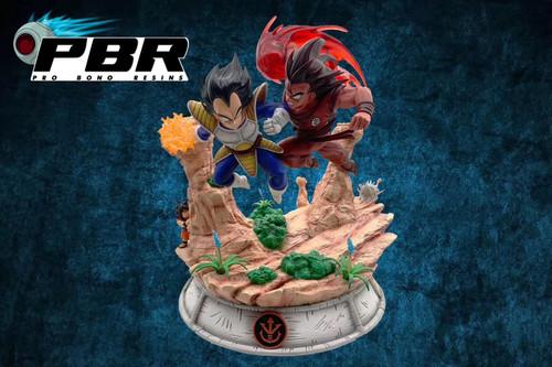 【IN-STOCK】PBR-studio Vegeta VS Son Goku  1/6 scale